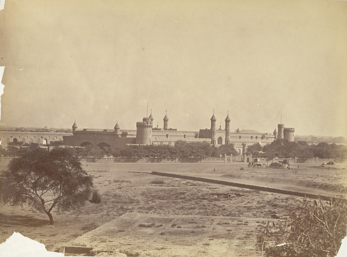 Railway Station [Lahore].
